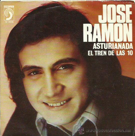 JOSE RAMON SINGLE SELLO DISCOPHON AÑO 1973 (Música - Discos de Vinilo - EPs - Solistas Españoles de los 70 a la actualidad)