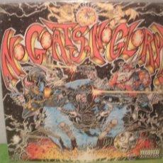 Discos de vinilo: THE GOATS - NO GOATS, NO GLORY - LP VINILO EXCELENTE ESTADO. Lote 41247259