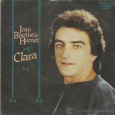 Discos de vinilo: JOEN BAPTISTA HUMERT SINGLE SELLO RCA AÑO 1980 CARA B EL IMBIERNO. Lote 41247355