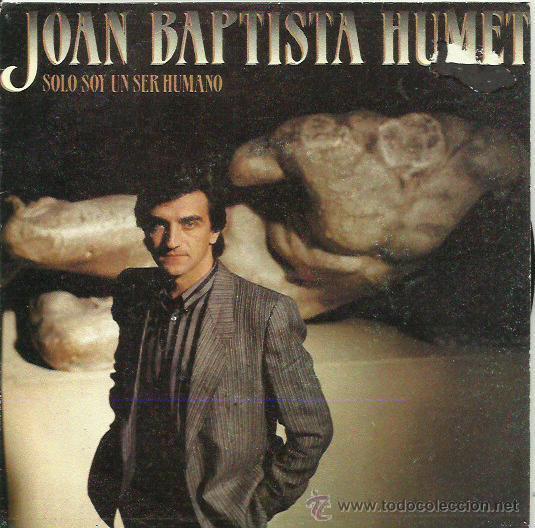 JOEN BAPTISTA HUMERT SINGLE SELLO RCA AÑO 1984 CARA B ENTRAMOS EN ACUARIO (Música - Discos de Vinilo - EPs - Solistas Españoles de los 70 a la actualidad)