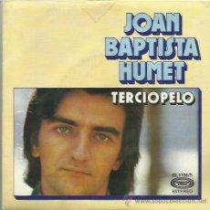 Discos de vinilo: JOAN BAPTISTA SINGLE SELLO MOBYEPLAY AÑO 1976 CARA B REGRESARAS . Lote 41247502
