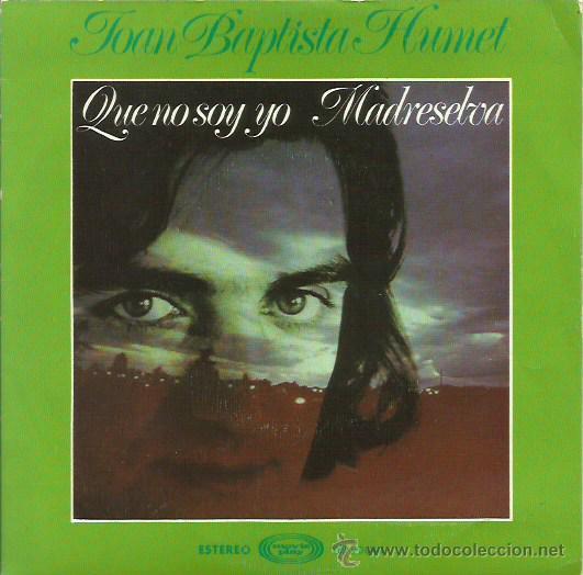 JOAN BAPTISTA SINGLE SELLO MOBYEPLAY AÑO 1975 (Música - Discos de Vinilo - EPs - Solistas Españoles de los 70 a la actualidad)