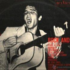 Discos de vinilo: LP ELVIS PRESLEY ( RCA VICTOR LSP 1707, EDITADO EN 1968) . Lote 41251349