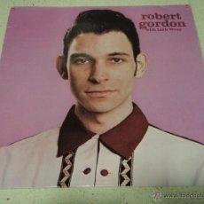 Discos de vinilo: ROBERT GORDON - WITH LINK WRAY USA 1977 PRIVATE STOCK. Lote 41251743