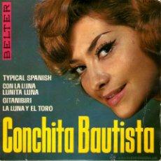 Discos de vinilo: CONCHITA BAUTISTA. Lote 41253252