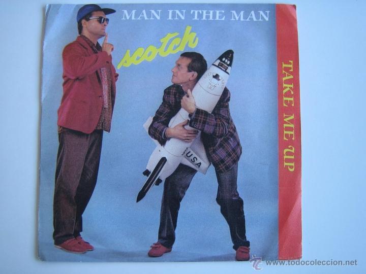 Scotch - take me up  sello max music  italo dis - Sold through