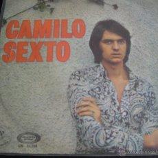 Discos de vinilo: CAMILO SEXTO-SU DISCO MAS BUSCADO. Lote 41259718