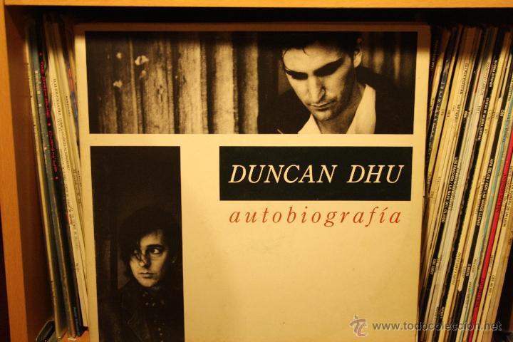 DUNCAN DHU AUTOBIOGRAFIA, DOBLE PORTADA, DOBLE LP (Música - Discos - LP Vinilo - Grupos Españoles de los 70 y 80)