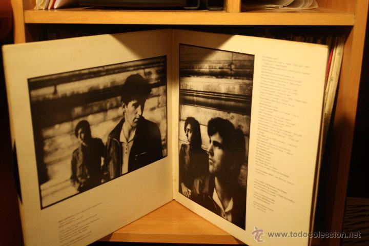 Discos de vinilo: DUNCAN DHU AUTOBIOGRAFIA, DOBLE PORTADA, DOBLE LP - Foto 2 - 41263008
