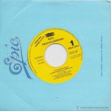 Discos de vinilo: OBJETIVO BIRMANIA-Y YO CON ESTOS PELOS (LA MAS GUAPA DE LA FIESTA) SINGLE VINILO 1991 SIN PORTADA . Lote 41265434