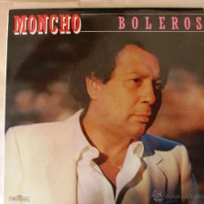 Discos de vinilo: MONCHO - BOLEROS. Lote 41266943