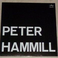 Discos de vinilo: PETER HAMMILL. Lote 41270862