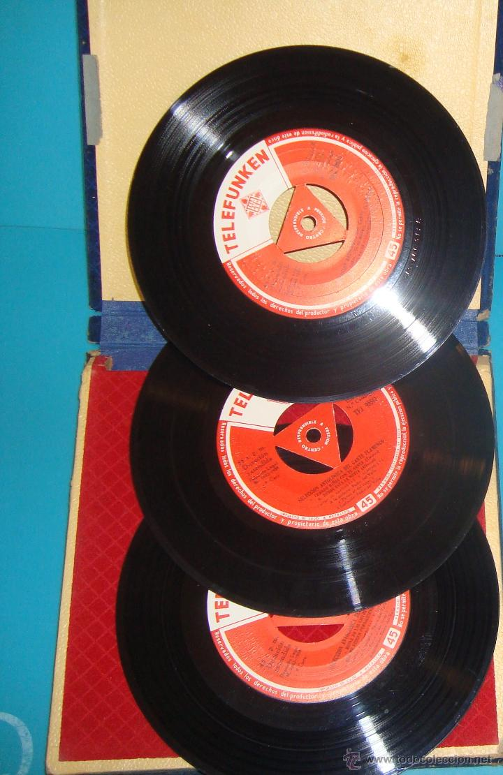 FLAMENCO TELEFUNKEN 1958 PEDRO DEL VALLE (PERICO EL DEL LUNAR) Y PERICON DE CADIZ (Música - Discos - Singles Vinilo - Clásica, Ópera, Zarzuela y Marchas)