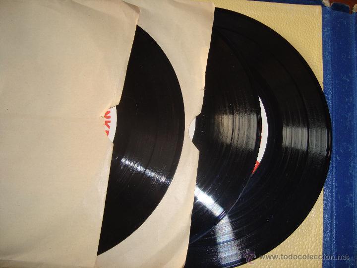 Discos de vinilo: FLAMENCO TELEFUNKEN 1958 PEDRO DEL VALLE (PERICO EL DEL LUNAR) Y PERICON DE CADIZ - Foto 4 - 41271251