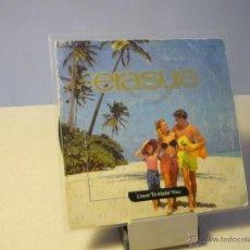 Discos de vinilo: ERASURE LOVE TO HATE YOU SINGLE. Lote 41279790