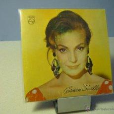 Discos de vinilo: CARMEN SEVILLA FAMILIA PHILIPS SINGLE PROMOCIONAL. Lote 41279810