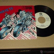 Discos de vinilo: MOTOS EP MUEVETE+3 ROCK AND ROLL. Lote 41281083