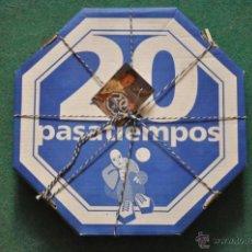 Discos de vinilo: 20 PASATIEMPOS - 3 CD'S + LIBRO SEXY SADIE, SUNFLOWERS, NO CHILDREN, VACABOU,SATELLITES ..... Lote 41283370