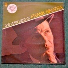 Discos de vinilo: FRANK SINATRA - THE VERY BEST OF.... Lote 41283878