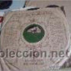 Discos de vinilo: LOTE 9 DISCOS DE FLAMENCO DE PIZARRA. Lote 41286354