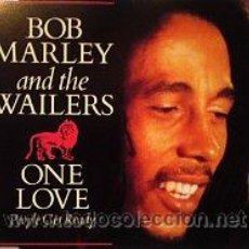 Discos de vinilo: BOB MARLEY AND THE WAILERS - ONE LOVE. Lote 41294777