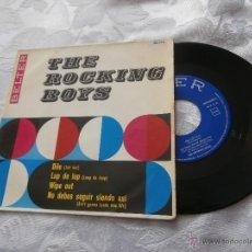Discos de vinilo: THE ROCKING BOYS 7´EP DILE (TELL HER) + 3 TEMAS 1963) COMO NUEVO*EXCELENTE ESTADO*. Lote 41298312