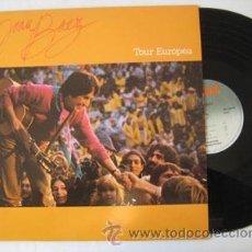 Discos de vinilo: ANTIGUO VINILO : JOAN BAEZ : TOUR EUROPEA. 1982. PORTRAIT, PRT 32173. Lote 41299696