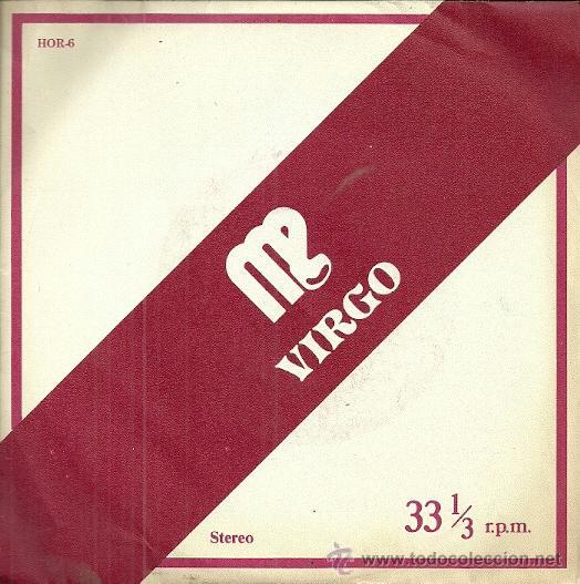 ALBERTO CLOSAS LP SELLO ZAFIRO AÑO 1978.NARRA EL HOROSCOPO DEL SIGNO VIRGO (Música - Discos - Singles Vinilo - Bandas Sonoras y Actores)
