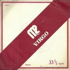 Discos de vinilo: ALBERTO CLOSAS LP SELLO ZAFIRO AÑO 1978.NARRA EL HOROSCOPO DEL SIGNO VIRGO. Lote 41308555