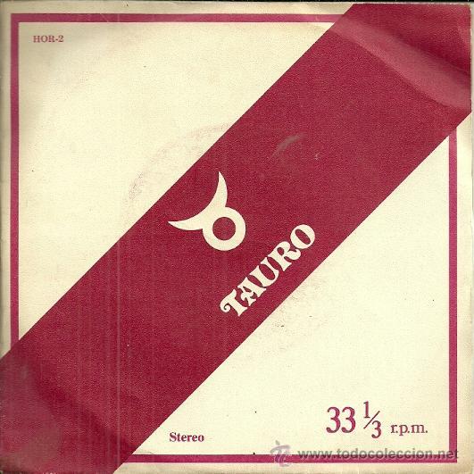 ALBERTO CLOSAS LP SELLO ZAFIRO AÑO 1978.NARRA EL HOROSCOPO DEL SIGNO TAURO (Música - Discos - Singles Vinilo - Bandas Sonoras y Actores)