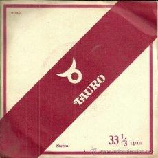 Discos de vinilo: ALBERTO CLOSAS LP SELLO ZAFIRO AÑO 1978.NARRA EL HOROSCOPO DEL SIGNO TAURO. Lote 41308590