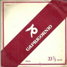 Discos de vinilo: ALBERTO CLOSAS LP SELLO ZAFIRO AÑO 1978.NARRA EL HOROSCOPO DEL SIGNO CAPRICORNIO. Lote 41308807