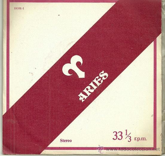 ALBERTO CLOSAS LP SELLO ZAFIRO AÑO 1978.NARRA EL HOROSCOPO DEL SIGNO ARIES (Música - Discos - Singles Vinilo - Bandas Sonoras y Actores)