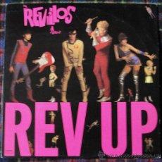 Discos de vinilo: THE REVILLOS - REV UP-. Lote 41308960
