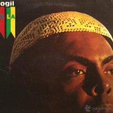 Discos de vinilo: LP GILBERTO GIL : REFAVELA (EDITADO EN BRAZIL EN 1994 ). Lote 41310955