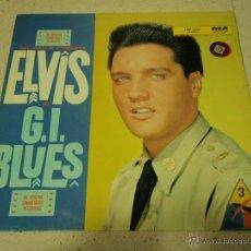 Discos de vinilo: ELVIS PRESLEY ( G.I. BLUES ) 1960 - SWEDEN LP33 RCA RECORDS. Lote 41311915