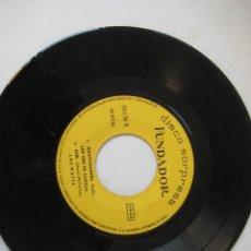 Discos de vinilo: ANTIGUO VINILO : LOS EXOTICOS : EL RITMO LIVERPOOL. 1967. Lote 41316011