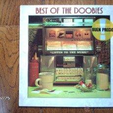 Discos de vinilo: THE DOOBIE BROTHERS - BEST OF THE DOOBIE BROTHERS . Lote 41324710
