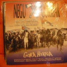 Discos de vinilo: NEGU GORRIAK- GORA HERRIA. Lote 41324899