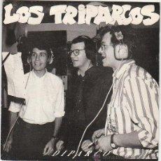 Discos de vinilo: LOS TRIPARCOS - DIPARCO, SINGLE EDITADO EN 1991. Lote 41324933
