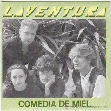 Discos de vinilo: LAVENTURA - COMEDIA DE MIEL. EDITADO POR EL SELLO VIRGIN EN 1991 . Lote 41324981