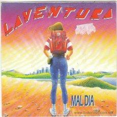Discos de vinilo: LAVENTURA - MAL DÍA . EDITADO POR EL SELLO VIRGIN EN 1991. Lote 41324998