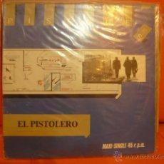 Discos de vinilo: PISTONES- EL PISTOLERO. Lote 112222154