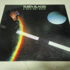 Discos de vinilo: RUBÉN BLADES Y SEIS DEL SOLAR – AGUA DE LUNA, US 1987 ELEKTRA. Lote 41328390