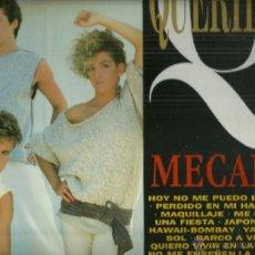Discos de vinilo: MECANO LP SELLO EPIC AÑO 1992. Lote 41329150