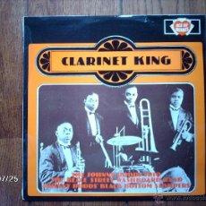 Discos de vinilo: JOHNNY DODDS - CLARINET KING . Lote 41333239