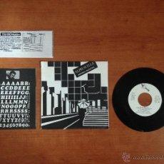 Discos de vinilo: ALPHAVILLE - PAISAJES NOCTURNOS (1982 PRIMERA EDICIÓN) (MP3 ANUNCIO). Lote 36033500
