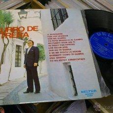 Discos de vinilo: CURRO DE UTRERA LP DISCO DE VINILO BELTER FLAMENCO GUITARRA VICENTE EL GRANAINO . Lote 41343209