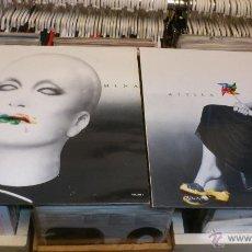 Discos de vinilo: MINA ATTILA VOLUMEN 1 Y VOLUMEN 2 LPS DISCOS DE VINILO . Lote 41349356