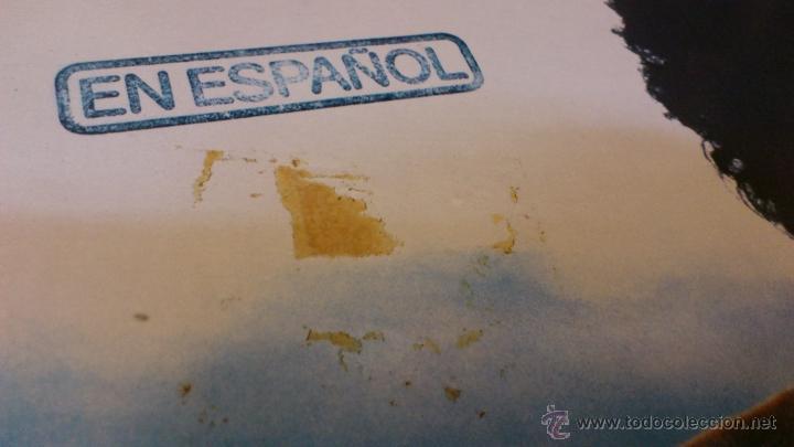 Discos de vinilo: Lucio Battisti Sentir amor En español lp disco de vinilo - Foto 3 - 41350174
